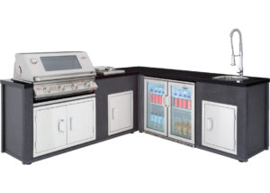 Beefeater Artisan Outdoor Kitchen 3000S 4 Burner