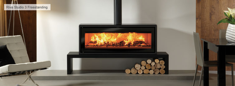 Ashley Hearth Products Wood Stove Insert  113000 BTU