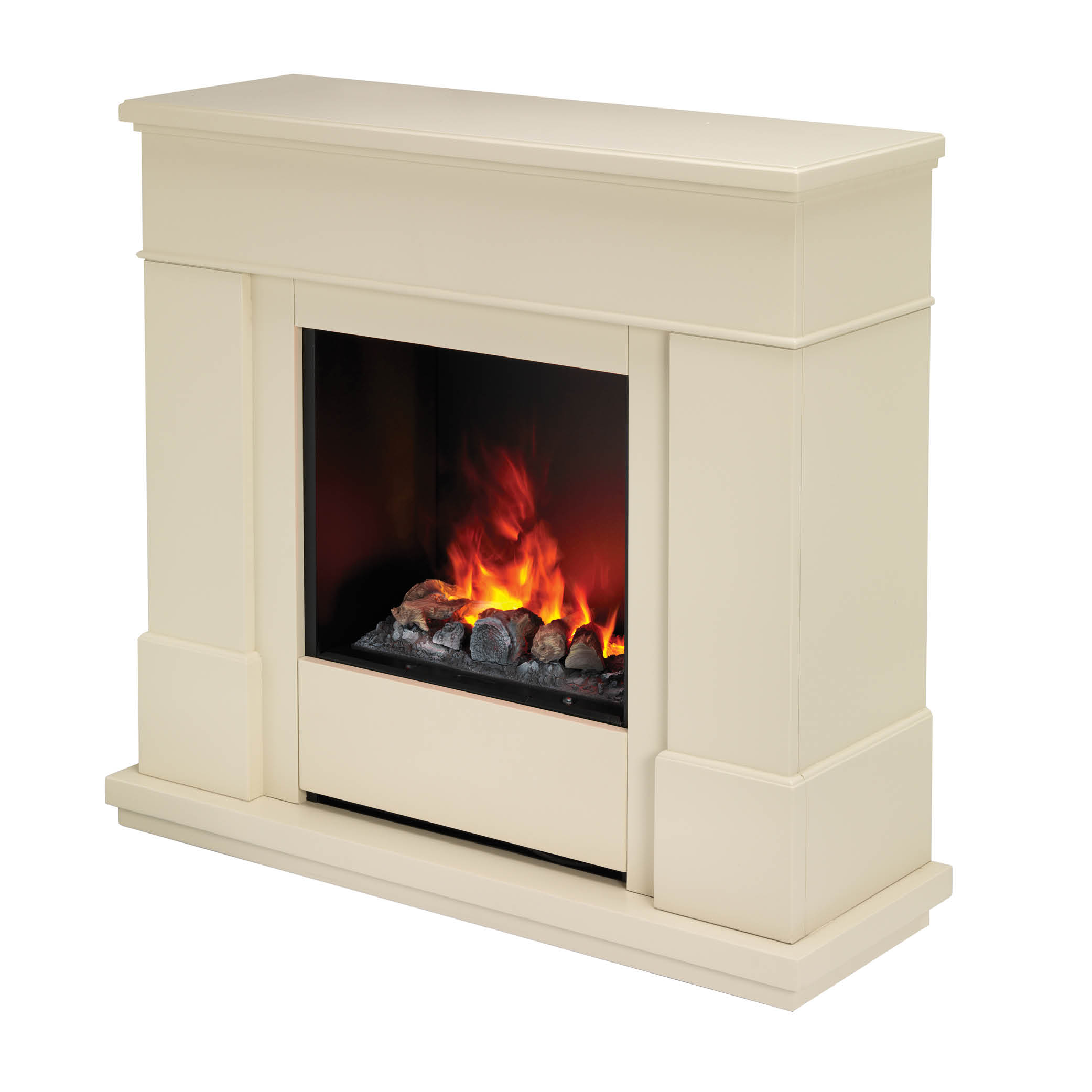 Moorefield 2kw Optimyst Electric Fire With Mantle Model