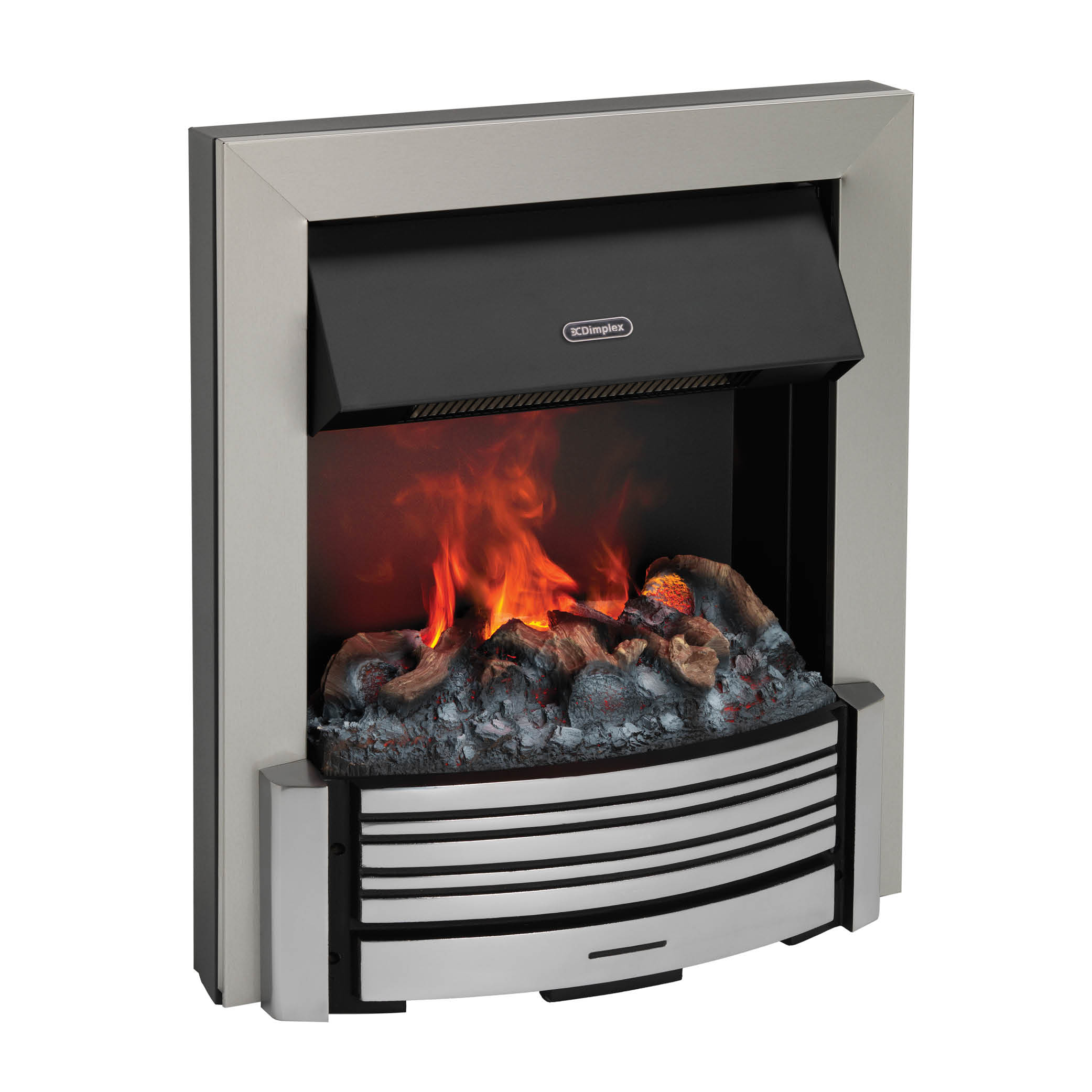 Sacramento 2kw optimyst inset fire model sacramento for Fireplace and bbq
