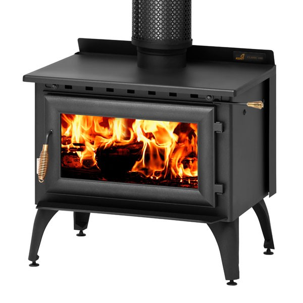 Classic 1000 Wood Heater Gold Coast Fireplace And Bbq Super Centre
